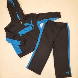 Puma toddler tracksuit